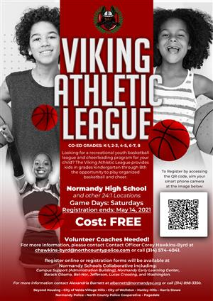 viking athletic league