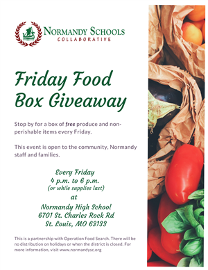 friday food box giveaway